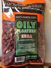 SONUBAITS OILY FLOATERS READY TO HOOK PELLETS 650g - CARP FISHING in 2 FLAVOURS