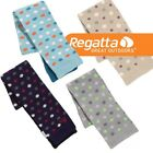 Regatta Dotty  Womens Warm Fleece Backed Winter Scarf