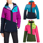 Dare2b Sweeten Womens Waterproof Breathable Insulated Jacket