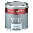 Craig and Rose 21st Century Matt Emulsion 2.5 lt