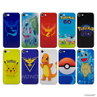 pokemon iphone 5s - Pokemon Case/Cover Apple iPhone 5 5s SE / Screen Protector / Soft Silicone Gel