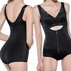 AU Women High Waist Keep Shaping Bodysuit  Panties Butt Lift Shaper Underwear EM