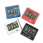 Practical Magnetic Large LCD Screen Digital Kitchen Timer Alarm Count Up Down