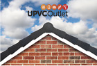 Dry Verge System Universal Fit for Gable / Apex Roofs. Various colours