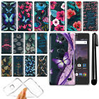 For ZTE Tempo N9131 Ultra Thin Clear Soft Silicone Gel TPU Case Cover + Pen