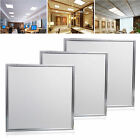 Qty1-10x 600mm*600mm 48W Suspended LED Ceiling Flat Panel Light Down Lamp White