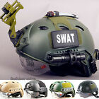 Tactical Gear Airsoft Paintball SWAT Protective Fast Helmet Outdoor Military Hat