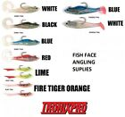 Tronix Soft Rubber Jelly Lure 2 per pack **Different Styles** GREAT LURES SEA