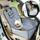 Pet Dog Cat Car Front Seat Protector Non-slip Hammock Design Front Seat Cover