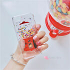 Trend Cartoon Cute Christmax Star Bling Gel case cover for iphone 7 6 6S plus