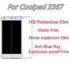 3pcs For Coolpad 5367 Anti Explosion Film,High Clear Screen Protector