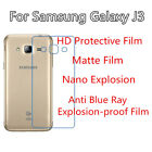 3pcs For Samsung Galaxy J3 Anti Explosion Film,High Clear Screen Protector