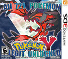 Pok�mon X - Y 721 Pok�mon Unlocked with Max Stats,  Items,  Berries