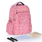 Baby Nappy Bag Mummy Diaper Backpack with Thermal Insulation Diaper Stroller Bag