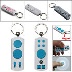 Fidget Cube Keyring Hand Spinner 2 in 1 Combination Anti-Stress Spin Toys Gift