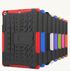 NEW RUGGED TPU SKIN RUBBERIZED HARD CASE COVER STAND FOR APPLE iPAD AIR 5th GEN