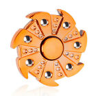Colorful Wheel Hand Spinner Bearing Fidget Finger ADHD Autism Gyro Toy Gift