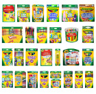 'Crayola Crayons, Markers, Supertips, Chalk, Coloringpencils - Fast&free Delivery