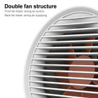 Baseus Hot Summer Cooler Adjustable Small Horn Desk Mini Fan with USB Cable NEW