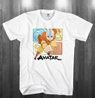 Avatar The Last Airbender T-shirt Aang Katara cartoon Shirts Adult Kids sizes image