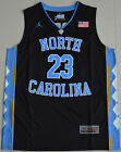 2016 North Carolina Tar Heels Michael Jordan 23 College Basketball Jersey black