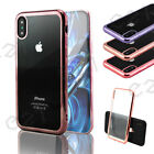 2X iPhone X Hybrid Rubber Shockproof TPU Back Cover Case for Apple iPhone 10
