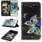 For Samsung Galaxy J3 J5 J7 2017 Wallet Leather Case Flip Stand Phone Case Cover