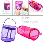 Внешний вид - Knitting Mesh Yarn Case Needle Crochet Hook Organizer Bag Pouch Holder Tote Hot