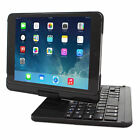 Snugg 360 Degree Stand Keyboard Case Cover For Apple iPad Mini 1 2 3