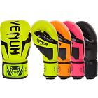 Venum Elite Boxing Gloves Muay Thai MMA BJJ Muay Thai Mitts Neon Neo Colours