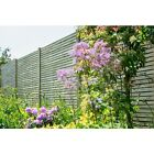 Grange 6ft High Wooden Contemporary Garden Fence Panel ~ 4 or more