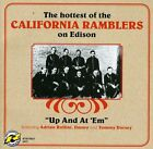 THE CALIFORNIA RAMBLERS - Up & At 'Em - CD ** Brand New **