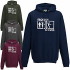 Problem Solved FENCING Hoodie - Dads Marriage Fathers Day Present Hoody Top