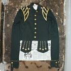 New John Galliano Cavalry Uniform Print L/S T Shirt Size M BNWT RRP £580