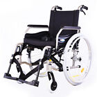 """24"""" Tyres Quick Release Folding Wheelchair - Pneumatic and Solid Tyre"""