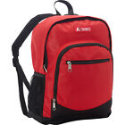 Everest Casual Backpack with Side Mesh Pocket 7 Colors Everyday Backpack NEW фото