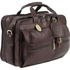 ClaireChase Executive Briefcase X-wide 3 Colors Non-Wheeled Business Case NEW