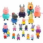 21 Pcs Peppa Pig Family&amp;Friends Emily Rebecca Suzy Action Figures Toys Kids Gift <br/> Perfect Gift ❤ High Quality❤ Quickly Ship❤ Hot Sale❤ UK