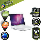 "MacBook 13"" White Uni/Late 2009 Core 2 Duo 2.26 Mid 2010 2.4 2GB RAM 250GB HDD"