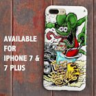 Rat Fink Hot Rod Big Daddy Cartoon for iPhone 7 & 7 Plus Case Cover