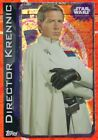 TOPPS STAR WARS ROGUE ONE - DIRECTOR KRENNIC FOIL CARD #174 TRADING CARD. Delive $32.35 AUD