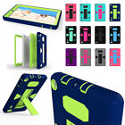 Hybrid Armor Shockproof Rugged Hard Cover For Amazon Kindle Fire 7 7th Gen 2017