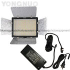 Yongnuo YN300III LED Video Light + AC Adapter Power Charger for Camera Camcorder