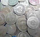 100 Coins LOT - 1982 - IX ASIAN GAMES 25 Paise -  Copper Nickel Coin - india