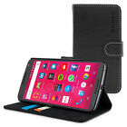 Snugg Nexus 6 Legacy Case Dual Card Slots Eco Friendy Cover Bonded Leather