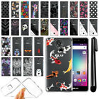 For BLU R1 HD Amazon Ultra Thin Clear TPU Soft Gel Case Phone Cover + Pen