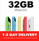 APPLE iPHONE 5C 32GB SMARTPHONE 100% UNLOCKED ALL COLOURS MR