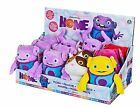 """HOME DREAMWORK SOFT PLUSH TOYS BOOV OH - PURPLE YELLOW RED PINK & THE PIG CAT 6"""""""