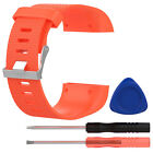 Replacement Wristband Band Strap Clasp Buckle Tool Kit For Fitbit Surge Band S L