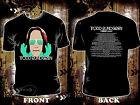 Black T Shirt Todd Rundgren TOUR 2017 BLACK R689 Many Size Buy It Now